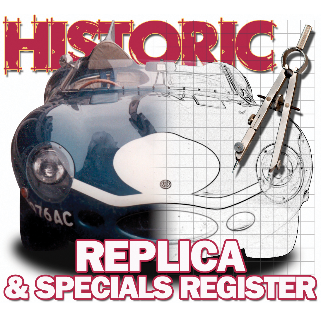 The Historic Replica and Specials Register