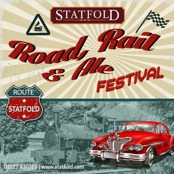 Road and Rail Festival at Statfold