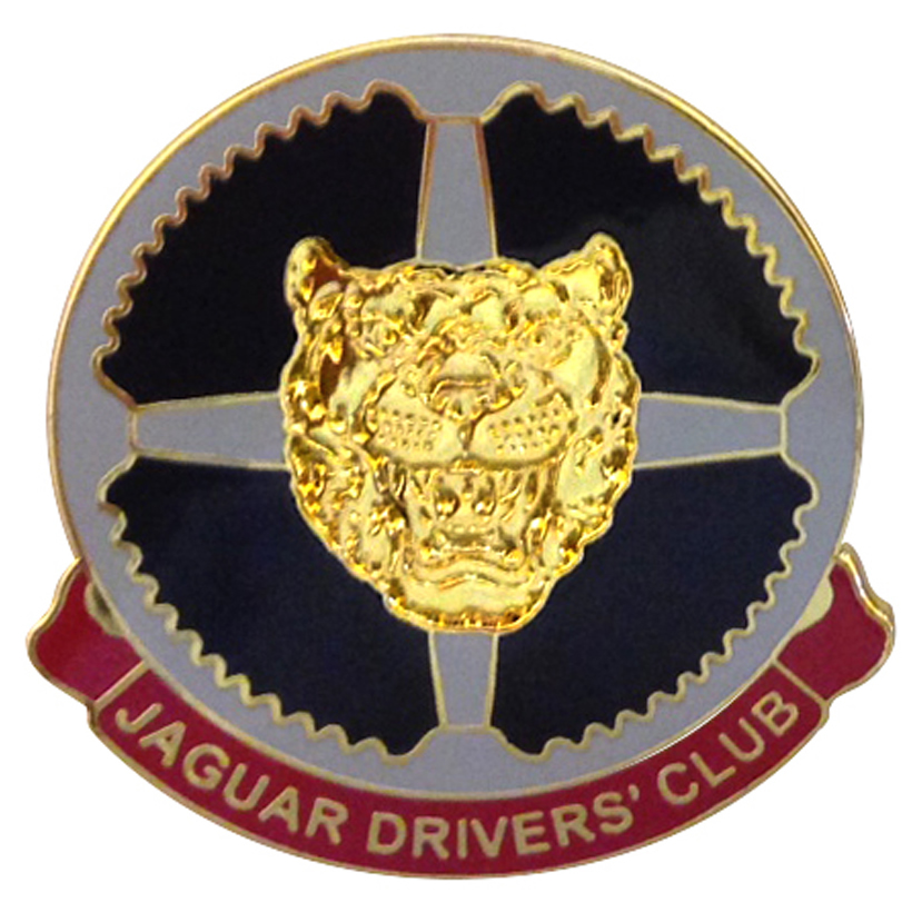 JDC Enamel Badge