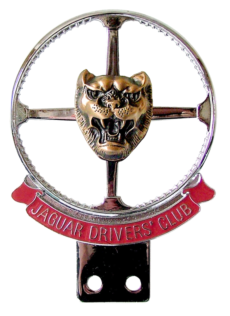 Car Bar Badge