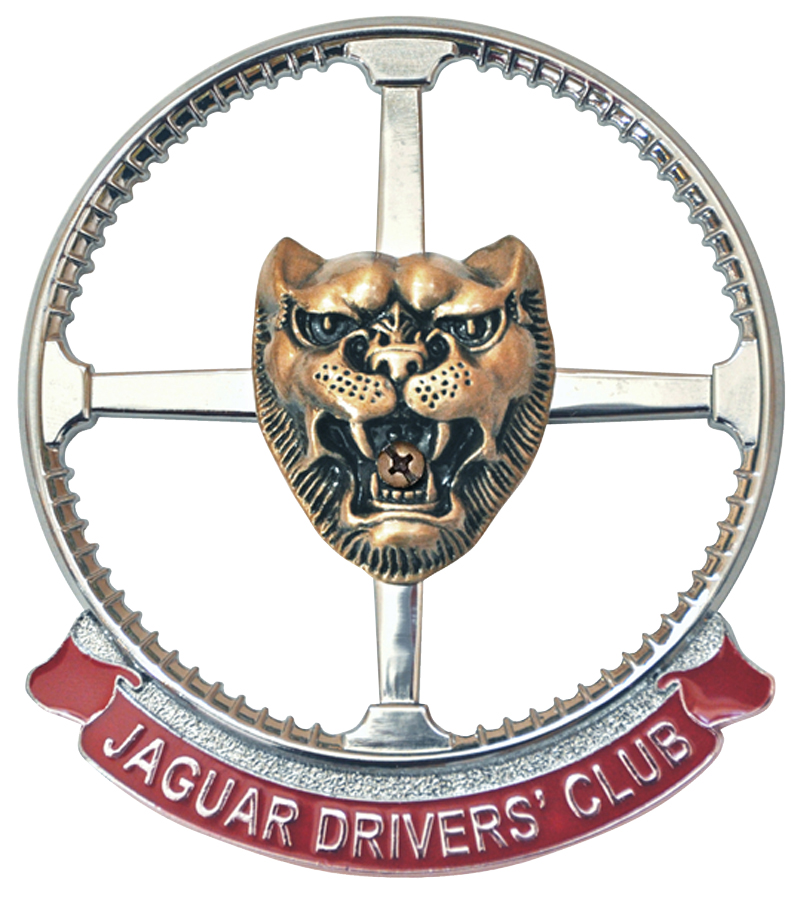 Car Grille Badge