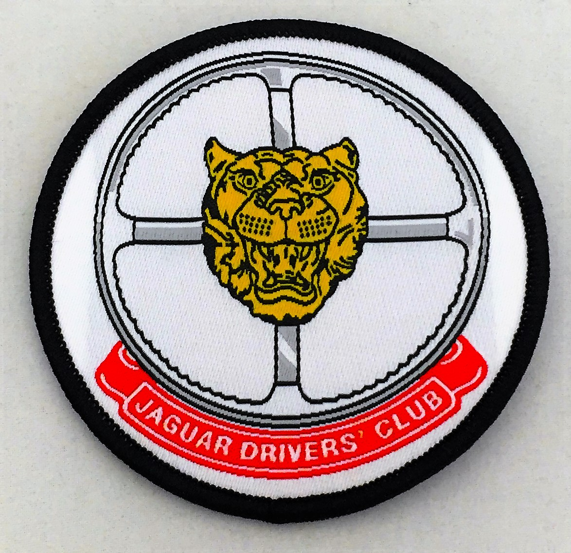 Sew on Cloth Badge