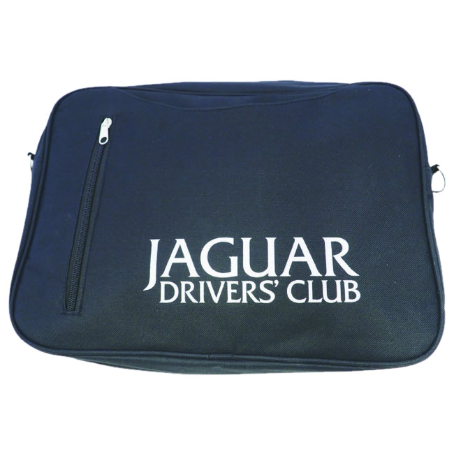 Jaguar Drivers Club Venture Document Briefcase